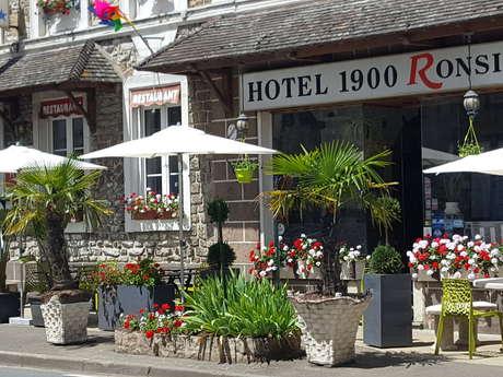 Hôtel le ronsin