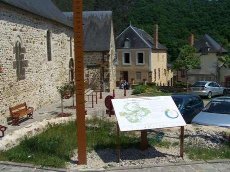 """Parcours monts et marches """"histoires géologiques"""""""