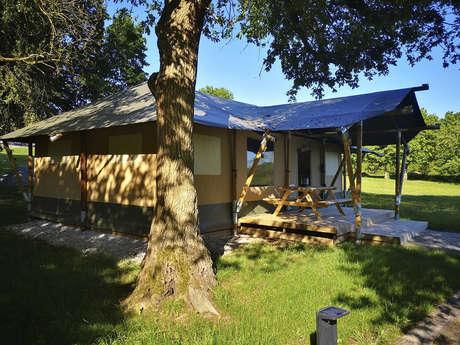 Tente lodge 7 places