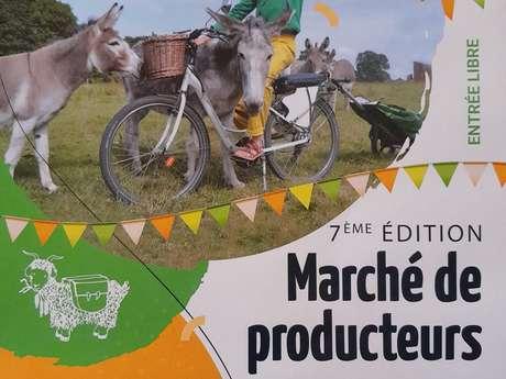 MARCHÉ DE PRODUCTEURS BIO #7