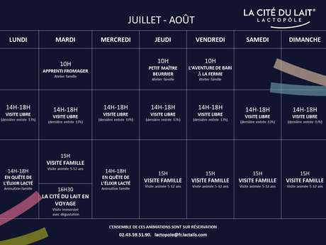 LA CITÉ DU LAIT-LACTOPÔLE®