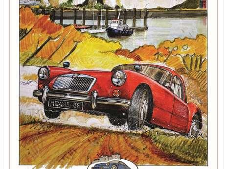 [Automobile] Dieppe Rallye Historique