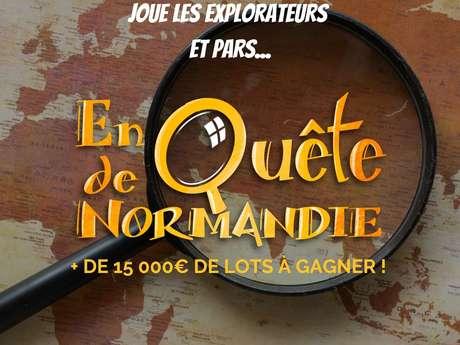 [ANIMATION CONFIRMEE] | En Quête de Normandie