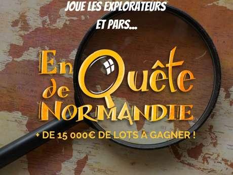 [Jeu] En Quête de Normandie