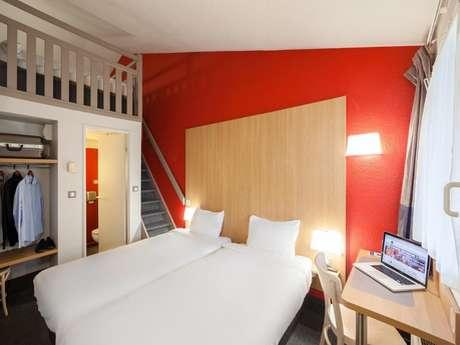Hôtel B&B Dieppe - Saint-Aubin