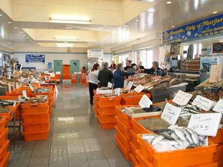 Municipal Fishmonger