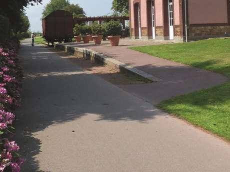 Location de vélos - Maison du Parc