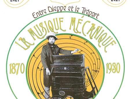 [Exposition] La Musique Mécanique 1870/1930 · De la ville au domicile