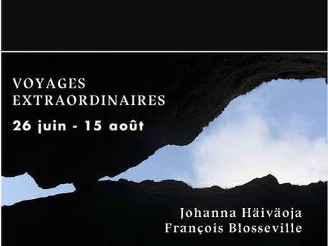 [Exposition de sculpture] Voyages extraordinaires · Johanna Häiväoja & François Blosseville