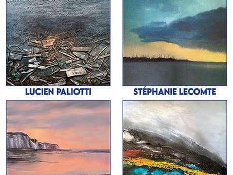 [Exposition de peinture] Impressions contraires · Entre calme et tempête
