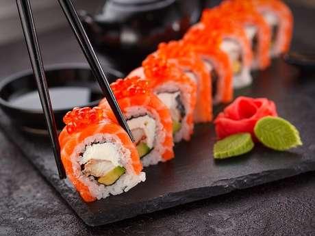 A la descente du bateau - Restaurant à sushis