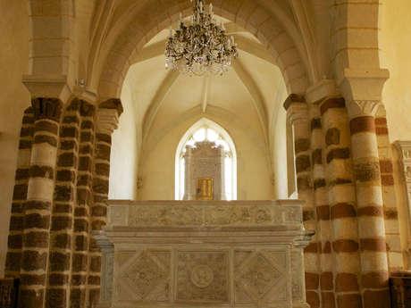 EGLISE DE SAINT CHRISTOPHE EN CHAMPAGNE