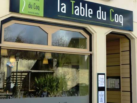 RESTAURANT LA TABLE DU COQ