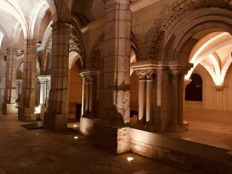 Visite guidée de l'Abbaye en nocturne
