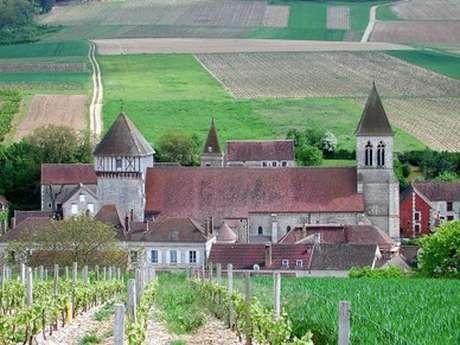 1 jour, 1 église: Chitry-le-Fort