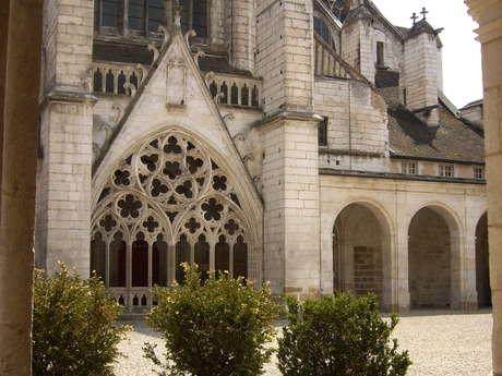 Visite guidée de l'Abbaye Saint-Germain