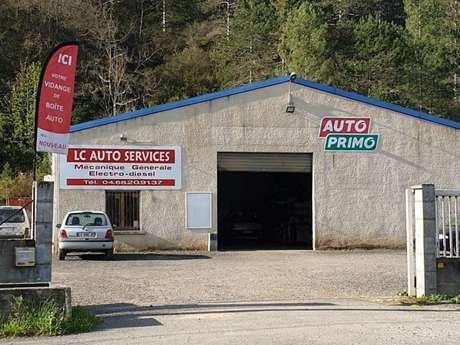 GARAGE LC AUTO SERVICES