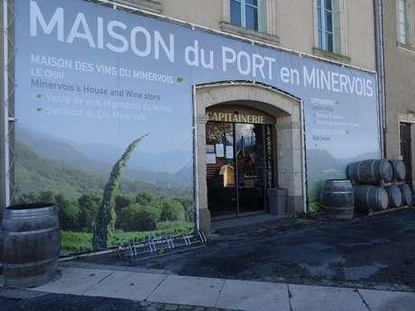POINT D'INFORMATION TOURISTIQUE - LA CAPITAINERIE