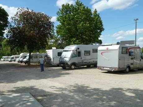 CAMPING-CAR PARK - AIRE DE LIMOUX