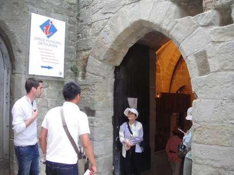 OFFICE MUNICIPAL DE TOURISME DE LA CITE