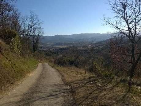 BOUCLE DE SAINT-HILAIRE - 9 KM