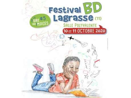 FESTIVAL BD LAGRASSE