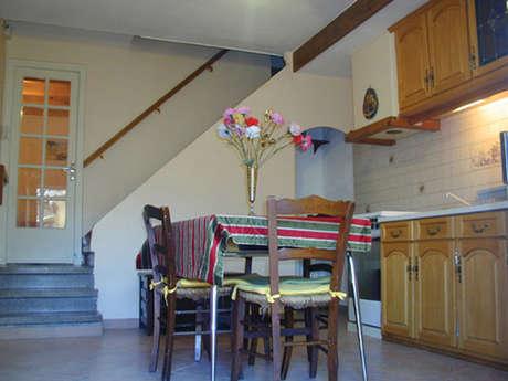 Maison dans village de la Haute Vallée de l'Aude