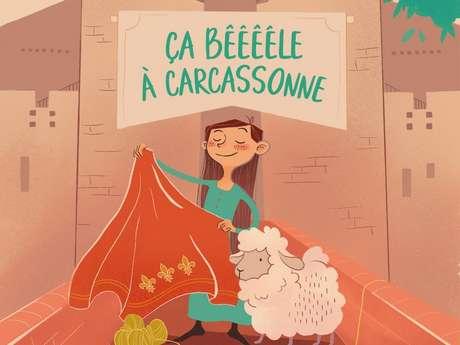 """""""CA BÊÊÊÊLE À CARCASSONNE !"""""""