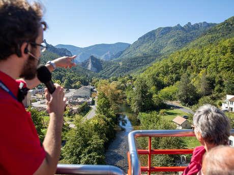LE TRAIN ROUGE - TRAIN DU PAYS CATHARE ET DU FENOUILLEDES (TPCF)
