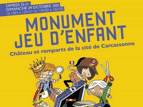 MONUMENT JEU D'ENFANT