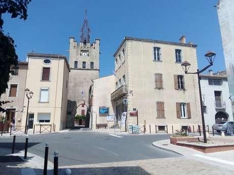 POINT D'INFORMATION TOURISTIQUE DE LA PALME