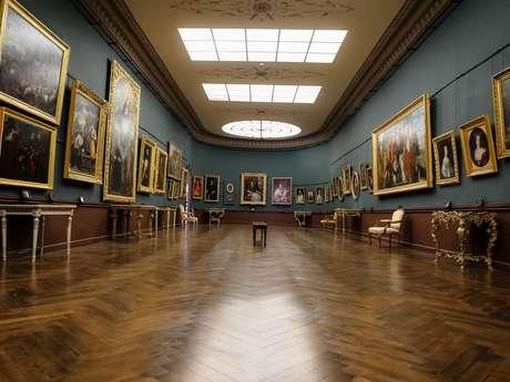 PALAIS-MUSÉE DES ARCHEVÊQUES - PARCOURS D'ART, PALAIS NEUF