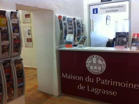 BUREAU D'INFORMATION TOURISTIQUE DE LAGRASSE