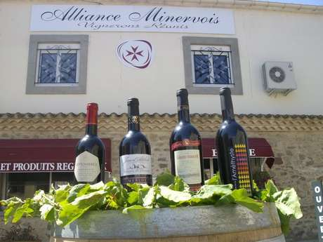 CELLIER DES CHEVALIERS - ALLIANCE MINERVOIS