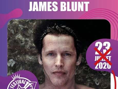 FESTIVAL DE CARCASSONNE - JAMES BLUNT