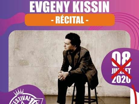 FESTIVAL DE CARCASSONNE - EVGENY KISSIN