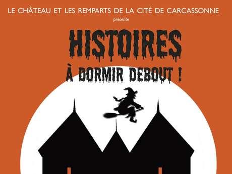 HALLOWEEN - HISTOIRES A DORMIR DEBOUT