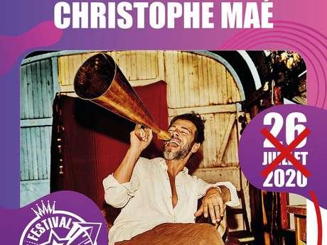 FESTIVAL DE CARCASSONNE - CHRISTOPHE MAÉ