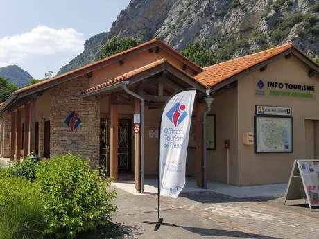 BUREAU D'INFORMATION TOURISTIQUE - PYRENEES AUDOISES