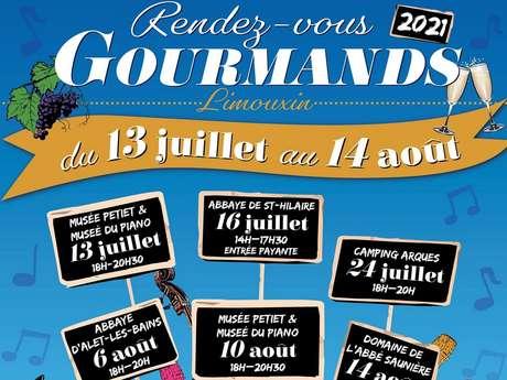 RENDEZ-VOUS GOURMANDS