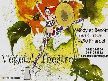 Liv Monaghan en concert au Végétal Théâtre !