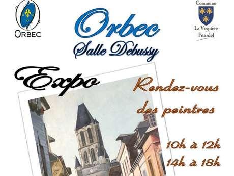 Exposition : Le rendez-vous des peintres!