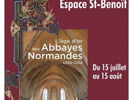 "Exposition ""l'âge d'or des Abbayes Normandes 1066 - 1204"""