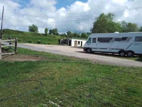 Devalparc Camper van service area - Mesnil-Bacley