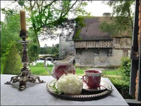 Aux 3 gourmands du Château - Saint-Germain-de-Livet