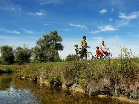 Véloroute de Mézidon à Cabourg
