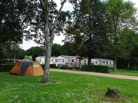 Camping de la Vallée *** Lisieux