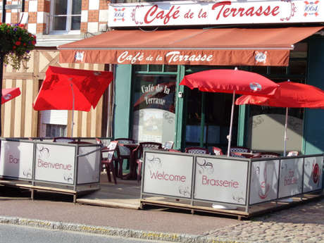 Café de la Terrasse - Livarot