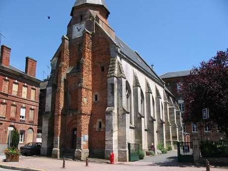 Chapelle de l'Hôtel-Dieu Saint-Rémi  - Orbec
