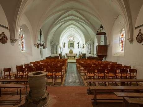 Église Sainte Honorine -  L'Oudon (Ammeville)